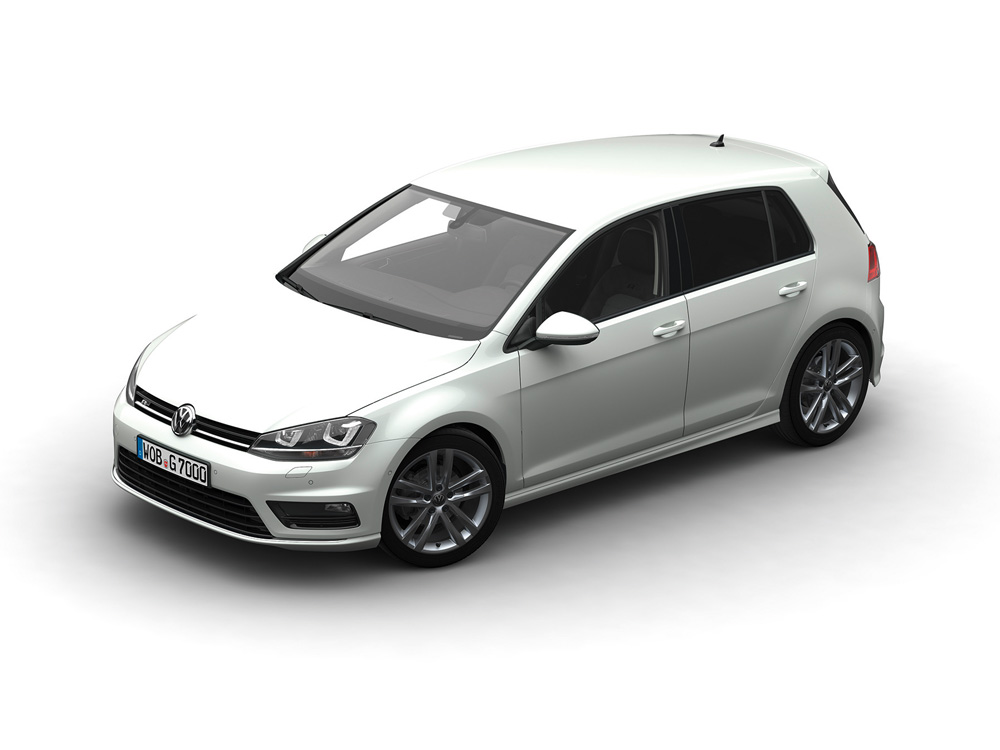 volkswagen golf r line paket carlander. Black Bedroom Furniture Sets. Home Design Ideas