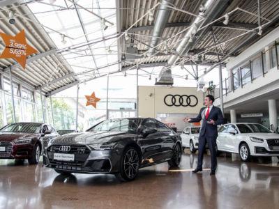 Audi A7 Prezentacija Sarajevo 2018 12