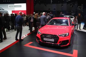 Audi Sajam U Zenevi 2018 19
