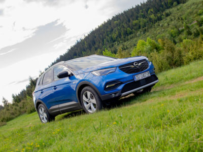 Opel GrenlandX 1.6 CDTI 10