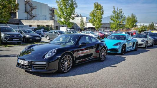 Porsche Experience 2018 - 01