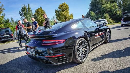 Porsche Experience 2018 - 03