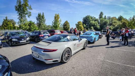 Porsche Experience 2018 - 09