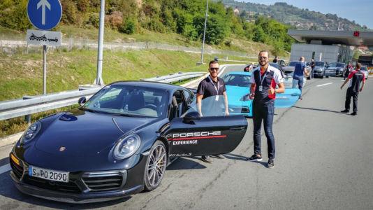 Porsche Experience 2018 - 14