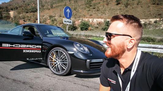Porsche Experience 2018 - 15