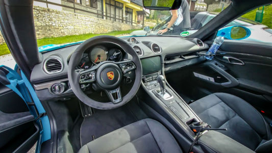 Porsche Experience 2018 - 36