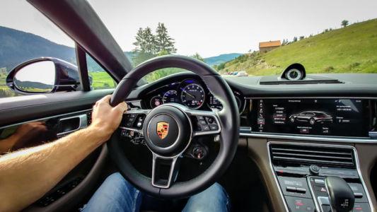 Porsche Experience 2018 - 53