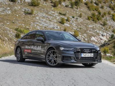 Test Audi A6 50 TDI S Line 01