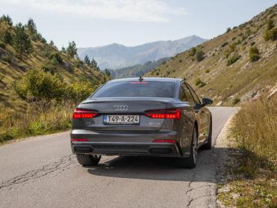 Test Audi A6 50 TDI S Line 09