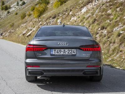 Test Audi A6 50 TDI S Line 10