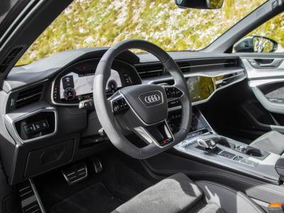 Test Audi A6 50 TDI S Line 16