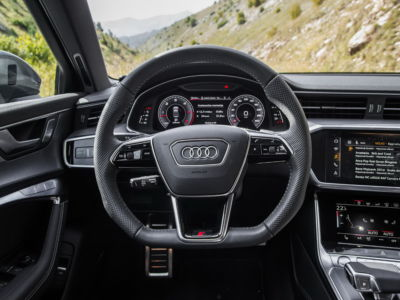 Test Audi A6 50 TDI S Line 18