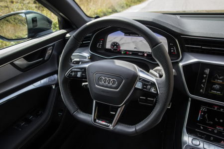 Test Audi A6 50 TDI S Line 21