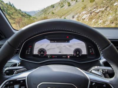 Test Audi A6 50 TDI S Line 22