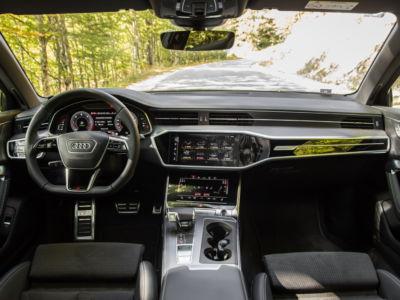 Test Audi A6 50 TDI S Line 30