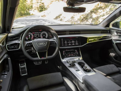 Test Audi A6 50 TDI S Line 34