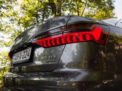 Test Audi A6 50 TDI S Line 46