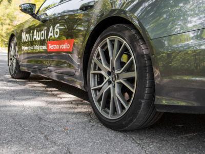Test Audi A6 50 TDI S Line 49