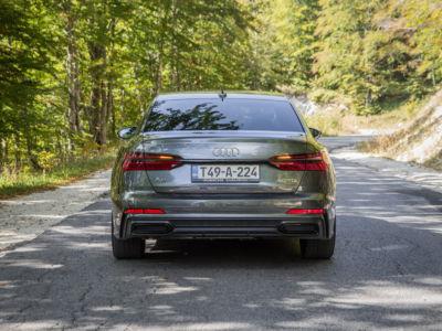 Test Audi A6 50 TDI S Line 50