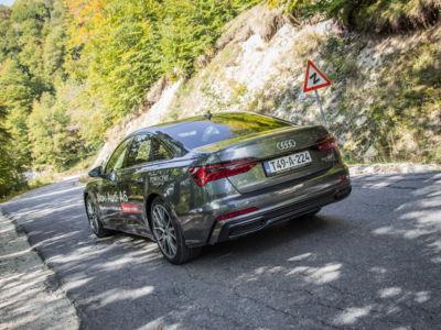 Test Audi A6 50 TDI S Line 51