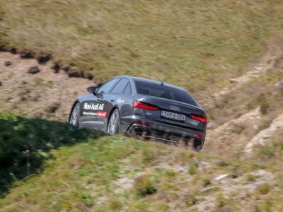 Test Audi A6 50 TDI S Line 56