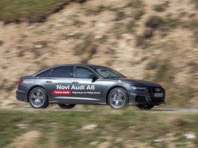 Test Audi A6 50 TDI S Line 57