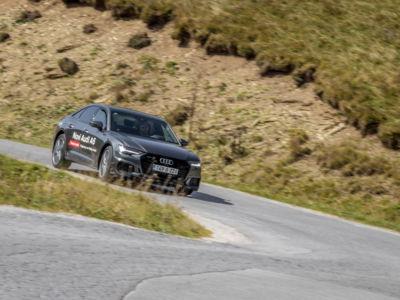 Test Audi A6 50 TDI S Line 58