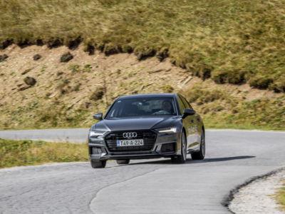 Test Audi A6 50 TDI S Line 59