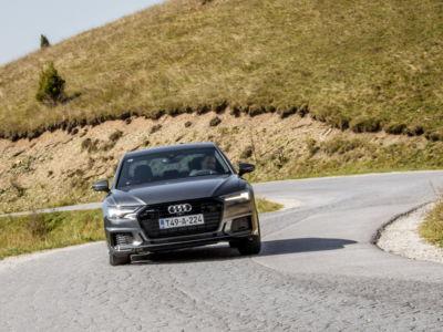 Test Audi A6 50 TDI S Line 60
