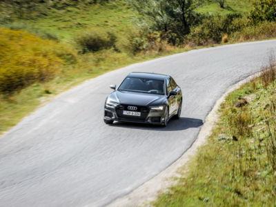 Test Audi A6 50 TDI S Line 61