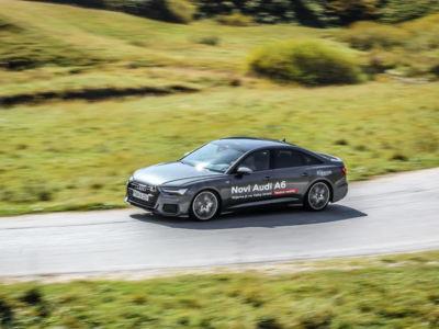 Test Audi A6 50 TDI S Line 62