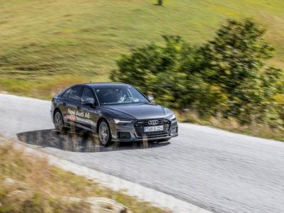 Test Audi A6 50 TDI S Line 67