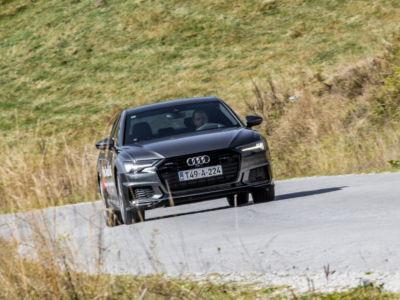 Test Audi A6 50 TDI S Line 68