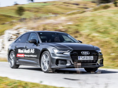 Test Audi A6 50 TDI S Line 70