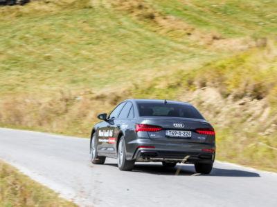 Test Audi A6 50 TDI S Line 71
