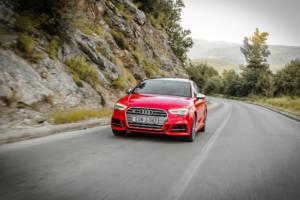 Test Audi S3 - 2017 01