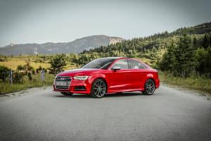 Test Audi S3 - 2017 05