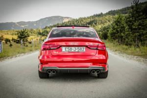 Test Audi S3 - 2017 06
