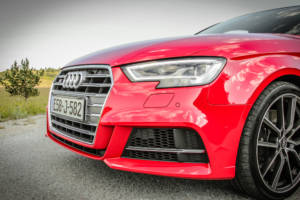 Test Audi S3 - 2017 07