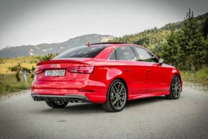 Test Audi S3 - 2017 10