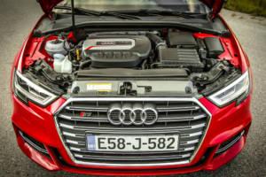 Test Audi S3 - 2017 18