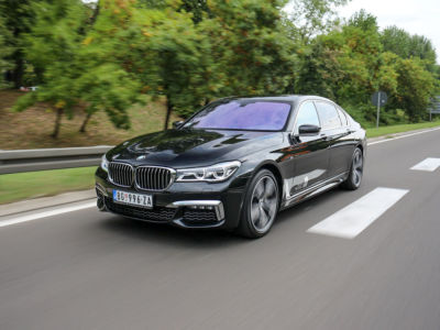 Test BMW 730Ld XDrive - 02