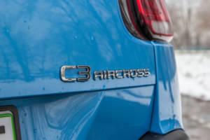 Test Citroen C3 Aircross BG 11