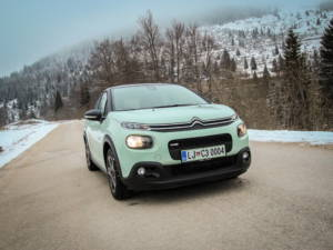 Test Citroen C3 FEEL PureTech 82 BVM - 2017 - 01