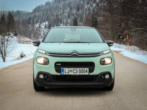 Test Citroen C3 FEEL PureTech 82 BVM - 2017 - 02