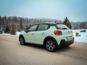 Test Citroen C3 FEEL PureTech 82 BVM - 2017 - 05