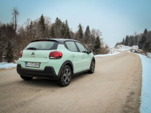 Test Citroen C3 FEEL PureTech 82 BVM - 2017 - 07
