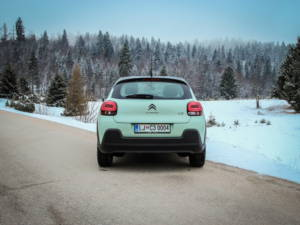 Test Citroen C3 FEEL PureTech 82 BVM - 2017 - 08