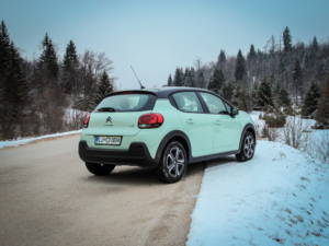 Test Citroen C3 FEEL PureTech 82 BVM - 2017 - 09