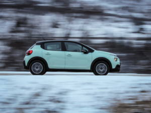 Test Citroen C3 FEEL PureTech 82 BVM - 2017 - 40